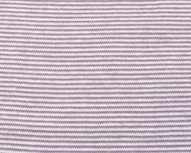 boordstof heel smal streepje, grijs-wit