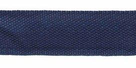 biesband 22 mm donkerblauw