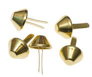tasvoetjes goudkleurig 15mm