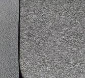 Bora: grijs gemêleerd: High-tech softshell: wind- en waterdicht! En toch ademend!