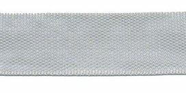 biesband 22 mm lichtgrijs