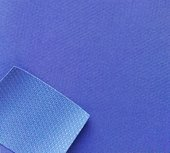 Borax = dunne softshell blauw: wind-, waterdicht en ademend!