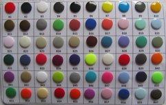 Kleurenkaart snaps/ glanzend
