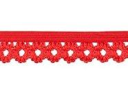 elastisch kantje, rood