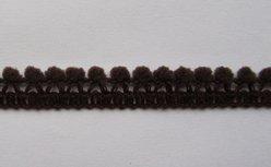 minibolletjesband, bruin