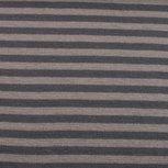 fijne boordstof gestreept: 4 mm strepen: grijs/lchtgrijs