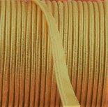 paspelband geelgoud lurex