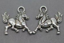 bedeltje: paard