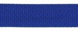 stevig tassenband 2,5 cm breed, blauw