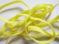 0,6 cm elastiek geel