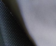 Borax = dunne softshell licht-grijs/taupe: wind-, waterdicht en ademend!