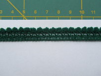 minibolletjesband, dennegroen