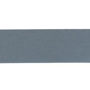 reflecterend band, effen donker zilver 2 cm