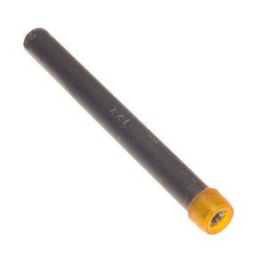 Metalen pen voor het bevestigen van open-ring-drukkers van 9 mm
