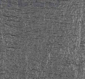 Oud-zilverkleurige metallic jassenstof.