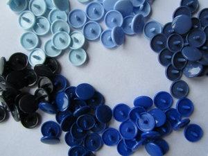 kleurenmixpakket  blauwtinten