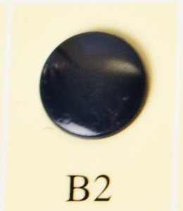 snaps diepdonkerblauw glanzend/B2
