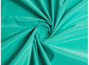 jassenstof GINA groen/turquoise