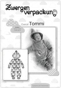 Tommi: babypakje aan één stuk voor binnen of buiten