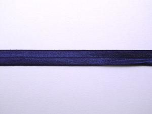 omvouwelastiek donkerblauw