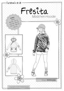 FRESITA, meisjessweater