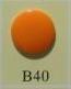minisnaps oranje glanzend