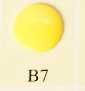 snaps geel mat / B7M20