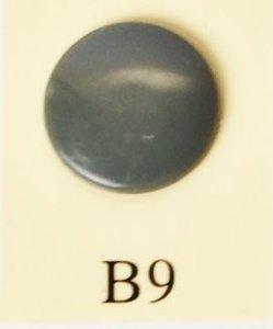 snaps olijfgrijs mat / B9M20
