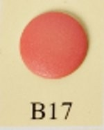 snaps meloenoranje mat / B15M20