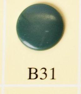 snaps dennegroen mat / B31M20