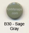 snaps licht legergroen mat / B30M20