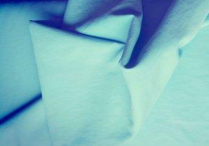 taslan jassenstof lichtblauw