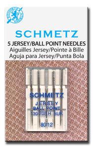 Schmetz ballpoint naaimachinenaalden 80