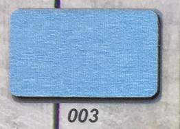 3 meter tricot biaisband licht denim/ lichte jeanskleur