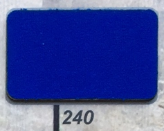 3 meter tricot biaisband kobalt blauw