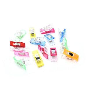 wonderclips of stofklemmen 10 stuks in een zakje