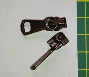 runnertje oud koperkleurig 4mm