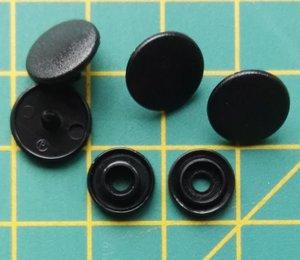 kleine snaps zwart MAT /B5M16