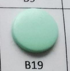 kleine snaps zeegroen MAT /B19M16