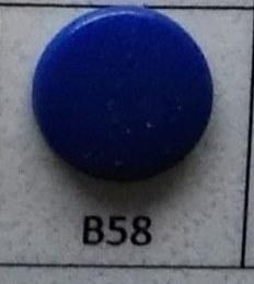 kleine snaps donkerblauw MAT /B58M16