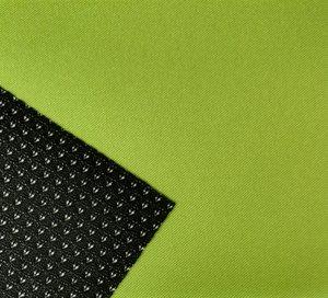 Borax = dunne softshell lime: wind-, waterdicht en ademend!