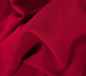 Eike: wintertricot mooi intens warm rood van Swafing