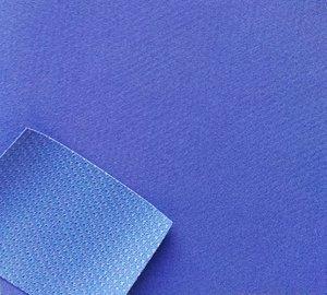 Dunne softshell blauw: wind-, waterdicht en ademend!
