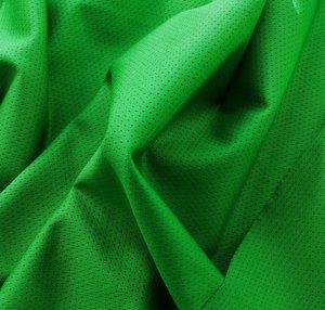 sporttricot high-tech mesh: groen