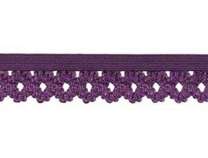 elastisch kantje, paars