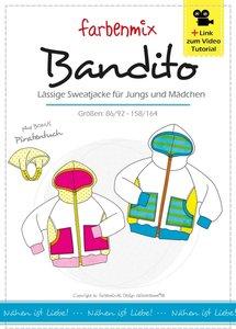 BANDITO, StarSchnittPattern, vernieuwd!