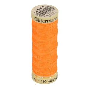 Gütermann allesnaaigaren 100 meter!! kleur 3871 neon lichtoranje