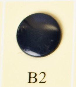 snaps diepdonkerblauw mat /B2M20
