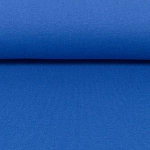 Heike: fijne boordstof kobaltblauw