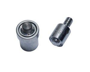 stempels voor zeilringen 14 mm binnendiameter voor grote pers